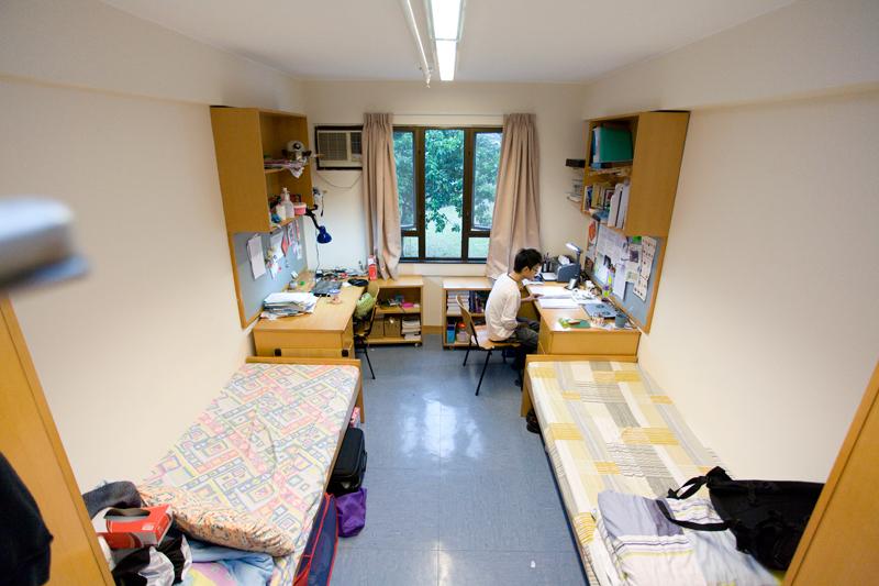 伯利衡宿舍| 學生宿舍| 香港中文大學聯合書院